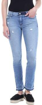 RtA Curtis Straight Leg Jeans in Instinct wash (Women's)