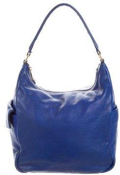 Saint Laurent Multy Hobo Bag - BLUE - STYLE