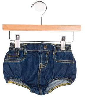 7 For All Mankind Girls' Denim Bloomers