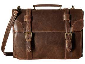 Scully Squadron Satchel Briefcase