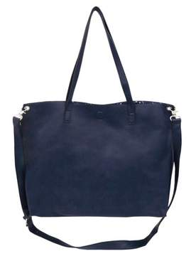 Milly Metallic Sky Reversible Tote
