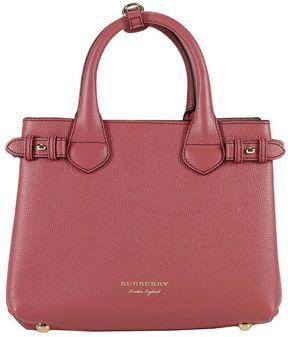 Burberry Mini Bag Shoulder Bag Women - RED - STYLE