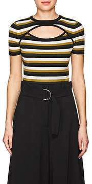 A.L.C. Women's Heron Striped Wool-Blend Sweater