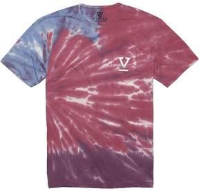 VISSLA Sun Burst Tie Dye Short-Sleeve T-Shirt - Men's