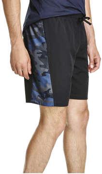 Joe Fresh Men's Side Panel Active Shorts, JF Black (Size S)