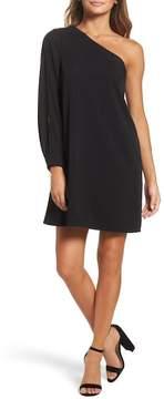 Chelsea28 One-Shoulder Shift Dress