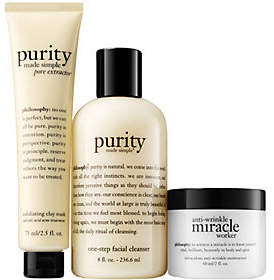 Philosophy Clean & Moisturize Trio - Miracle