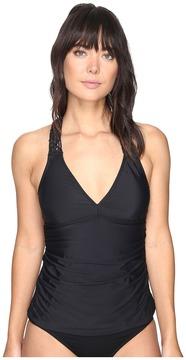 Athena Lucia Removable Soft Cup Tankini Women's Swimwear