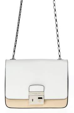 Michael Kors Shoulder Bag Gia - WHITE - STYLE