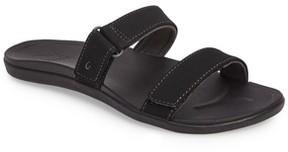 OluKai Women's Kipuka Slide Sandal