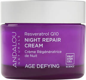 Andalou Naturals Q10 Night Repair Cream