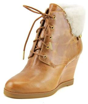 Michael Kors Michael Carrigan Wedge Women US 11 Brown Wedge Heel