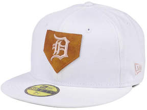 New Era Detroit Tigers The Logo of Leather 59FIFTY Cap