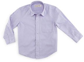 Appaman The Standard Poplin Shirt, Lavender, Size 2T-14