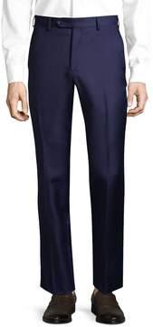 Lubiam Men's Wool Trousers