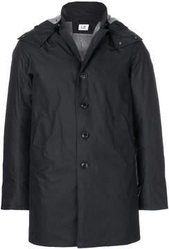 C.P. Company padding lined coat