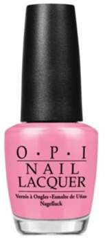 OPI Nail Lacquer Nail Polish, Aphrodite's Pink Nightie.