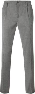 Daniele Alessandrini pleated trousers