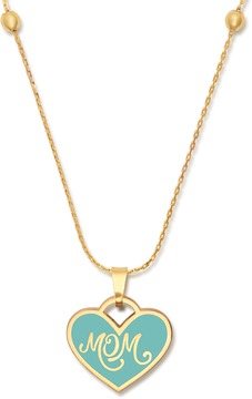 Alex and Ani Mom Color Infusion Expandable Necklace