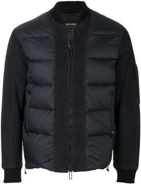 Emporio Armani padded athletic jacket