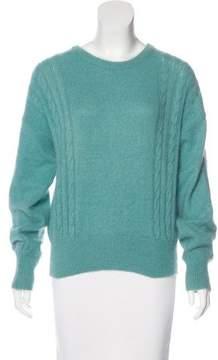 Bogner Angora & Wool-Blend Knit Sweater