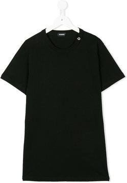 Diesel eyelet T-shirt