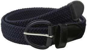 Florsheim Braided Elastic Stretch Belt 35mm Men's Belts