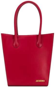Jacquemus Le Petit Baya Leather Bag