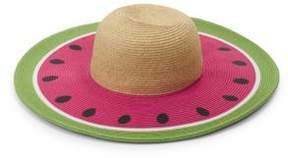 San Diego Hat Company Fruity Brim Sun Hat
