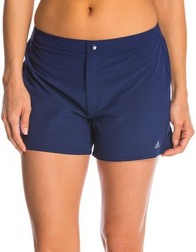 adidas Women's Solid Start Woven Swim Short 8142105