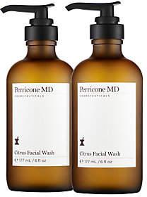 N.V. Perricone Citrus Facial Wash Set
