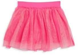 Betsey Johnson Little Girl's Pleated Skirt