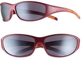 NCAA Adult Virginia Tech Hokies Wrap Sunglasses