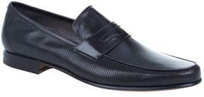 Stemar Perforated Penny Loafer