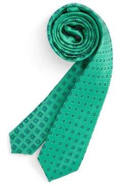 Michael Kors Geometric Silk Tie