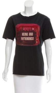 Each X Other Embellished Graphic Print T-Shirt