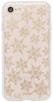 Sonix Snowflakes 7 Plus iPhone Case