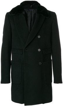 Daniele Alessandrini double-breasted coat