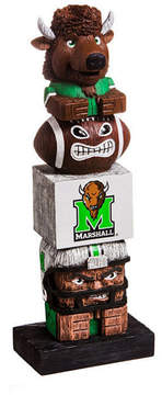 Evergreen Marshall Thundering Herd Tiki Totem