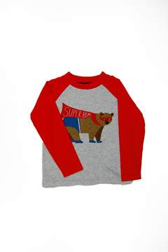 Joules Super Bear Tee