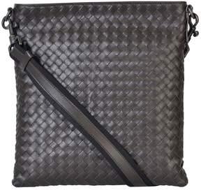 Bottega Veneta Brown Messenger Bag