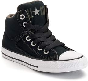 Converse Kid's High Street High-Top Sneakers