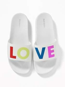 Old Navy Pool Slide Sandals for Women
