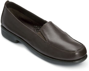 Hush Puppies Soft Style by Heaven Leather Slip-On Shoes