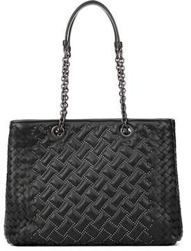 Bottega Veneta Dahlia studded leather tote