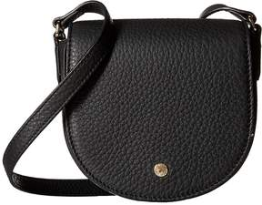 Ecco Kauai Small Saddle Bag Cross Body Handbags