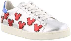 Moa Laminated Sneakers