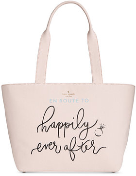 Kate Spade Wedding Belles Happily Ever After Small Tote - MULTI - STYLE