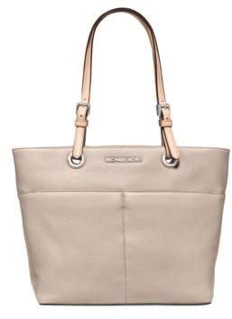 MICHAEL Michael Kors Bedford Leather Pocket Tote - IRIS - STYLE