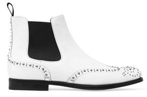 Church's Ketsby Studded Leather Chelsea Boots - White
